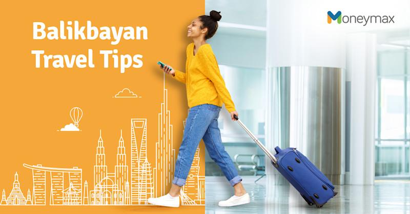 Balikbayan Tips and Travel Checklist | Moneymax