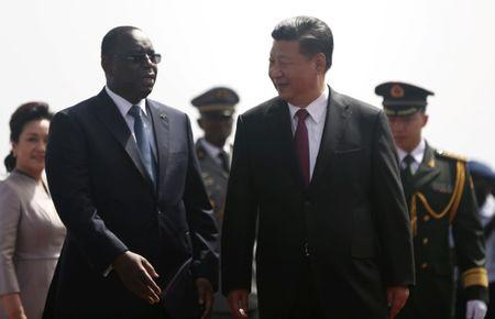 China's Xi visits Rwanda, 2nd stop on his Africa tour
