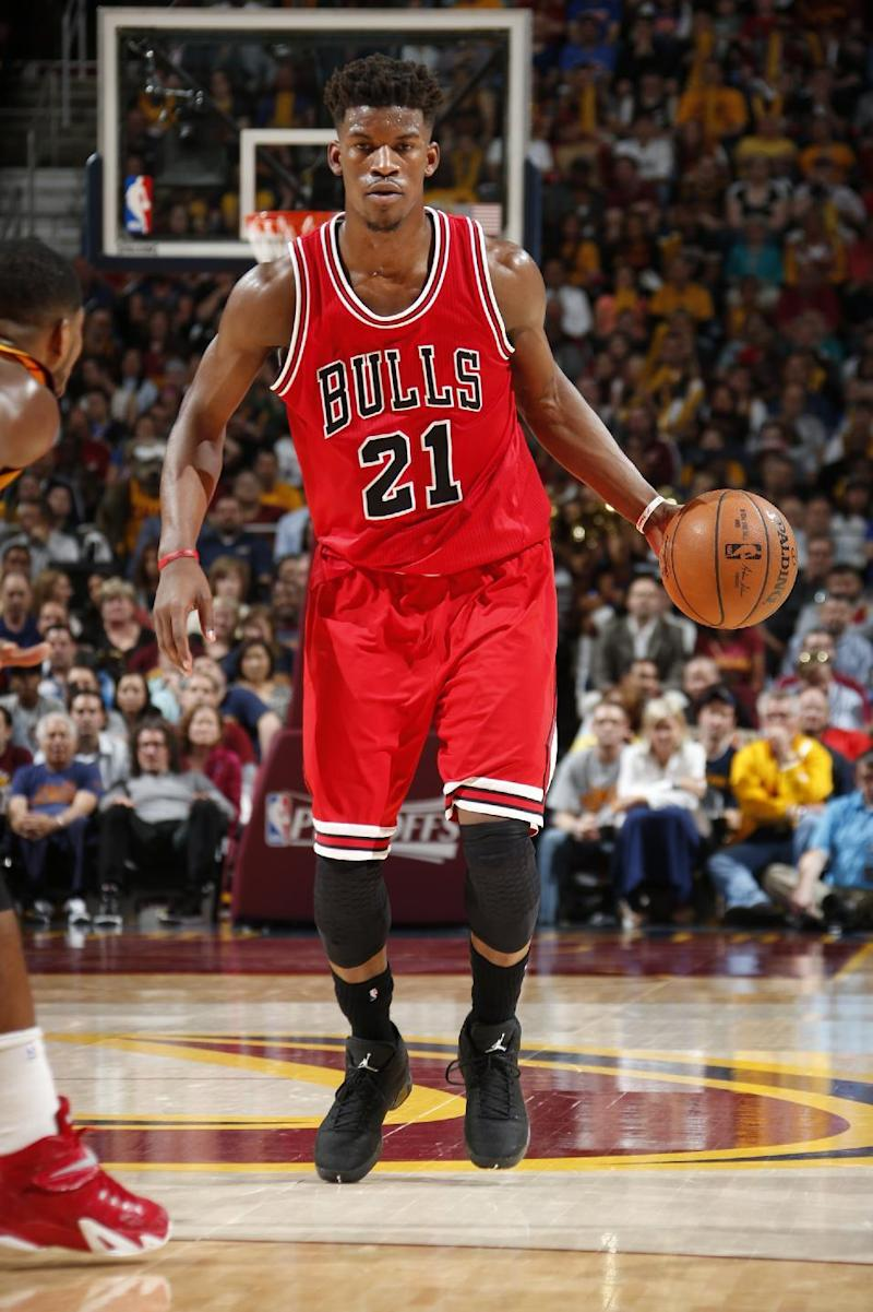 Bulls Jimmy Butler Selected As NBAs Most Improved Player