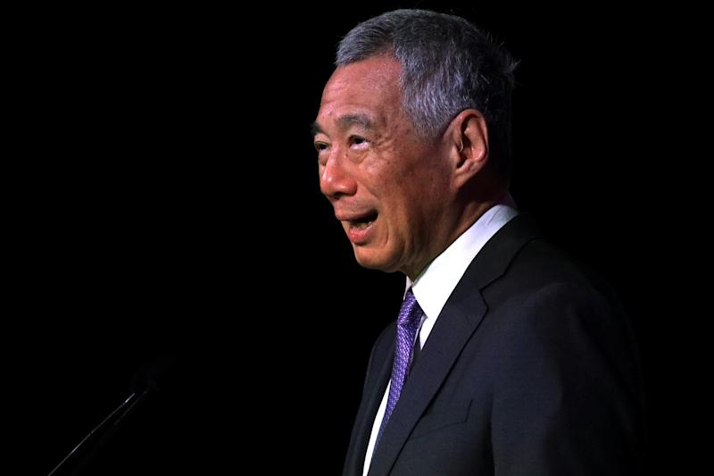 PM Lee Hsien Loong. (Reuters file photo)