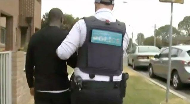 Three arrests have been made over the drug haul, including two men. Source: 7 News