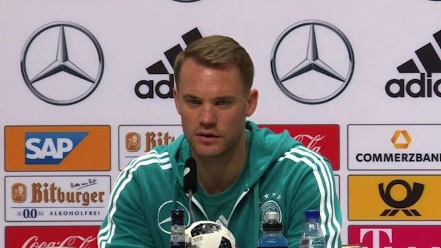 "Germany captain Manuel Neuer says the team's two remaining World Cup group games are now effectively ""finals"" as the holders fight to stay in the tournament."