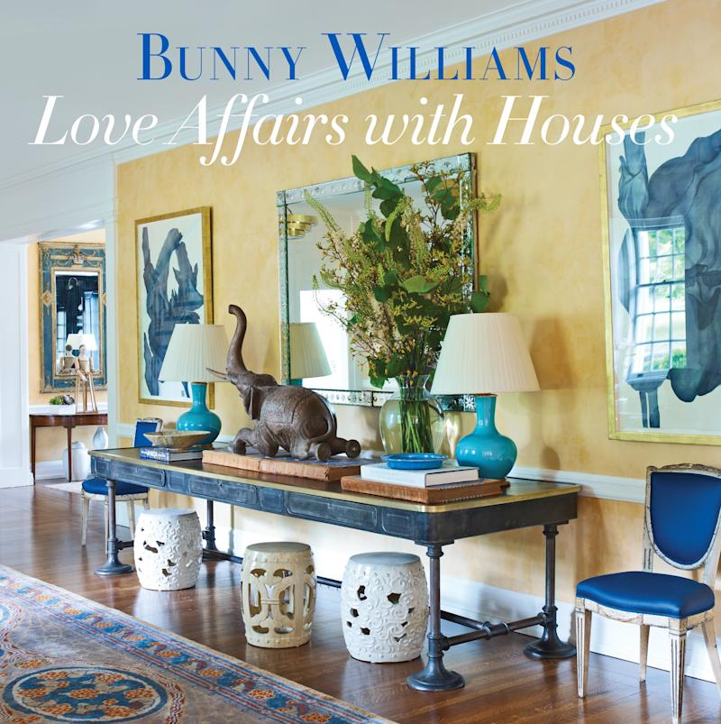 Bunny Williams's new book, released April 16.