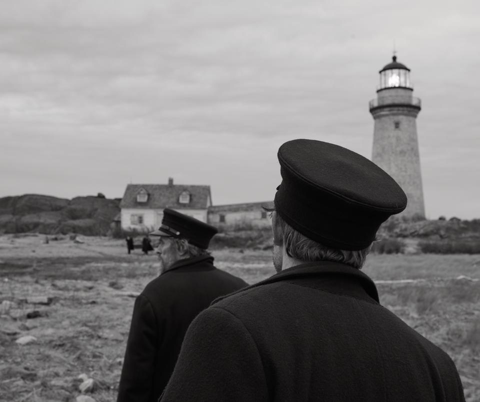 The Lighthouse (Universal Pictures/A24)