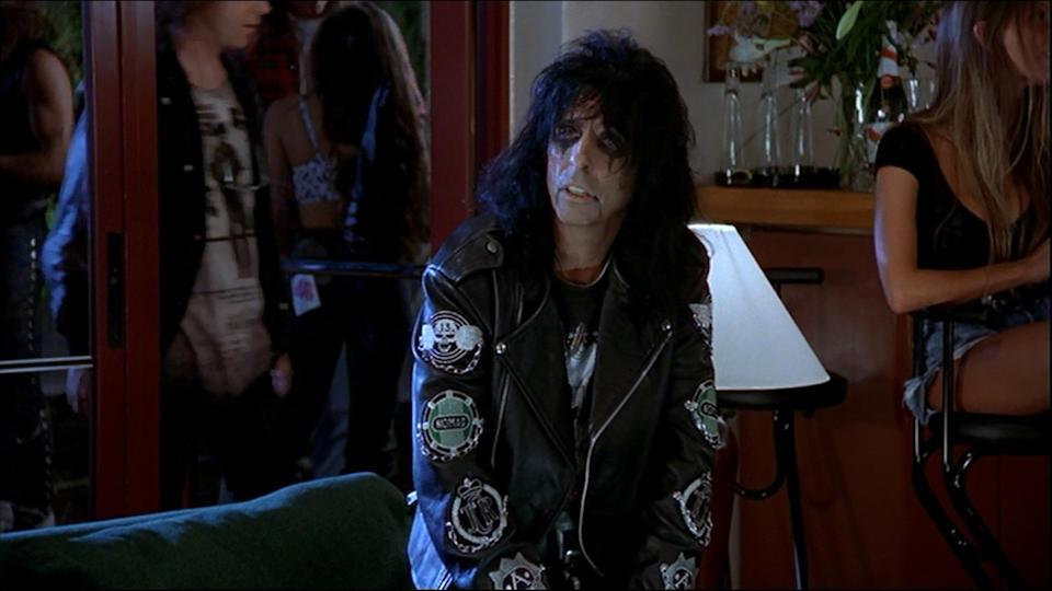 """<p>The cameo of Alice Cooper is one to remember. Wayne and Garth's rock icon is actually pretty down to earth and is surprisingly knowledgable about the city of Milwaukee: """"Actually, it's pronounced """"mill-e-wah-que"""" which is Algonquin for """"the good land."""""""" (Credit: Paramount Pictures) </p>"""