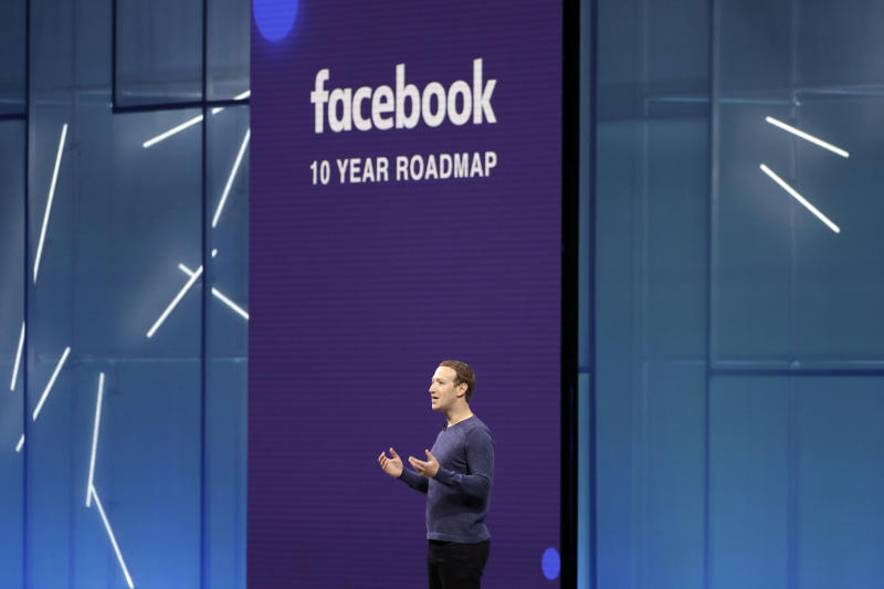 Zuckerberg meeting with EU parliament leaders to be webcast