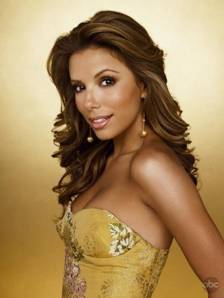 <p>She played the stunning neighborhood bombshell Gabrielle Solis, who had a contentious relationship with husband Carlos, and a memorable affair with a hot young gardener. </p>