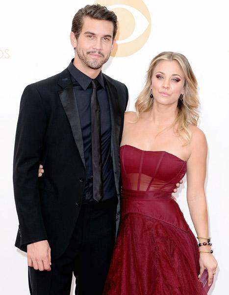 Kaley Cuoco Engaged to Ryan Sweeting After Three Months of Dating!