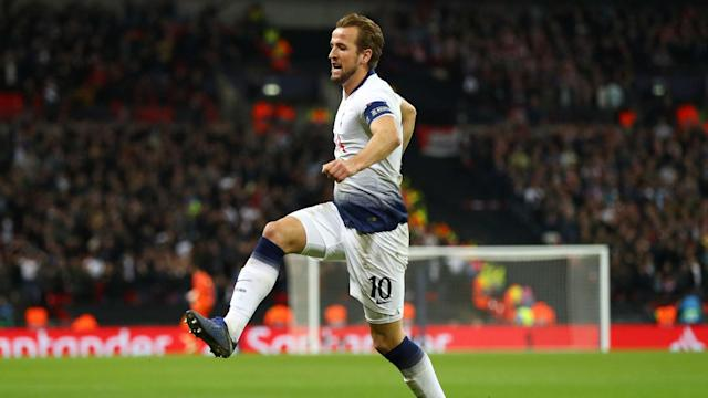 Tottenham took one point from their first three Champions League games but Harry Kane is eyeing a memorable escape after downing PSV.