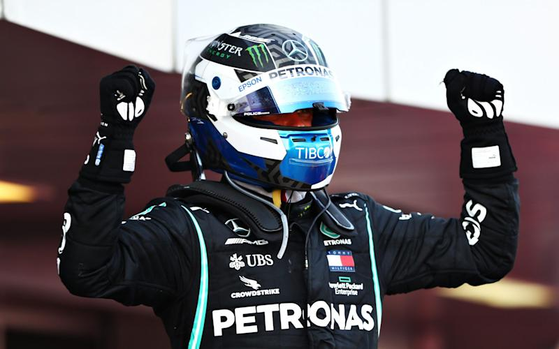 Bottas took a comfortable win in Sochi for his second of the season - Getty Images