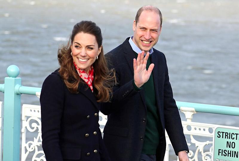 Kate Middleton and Prince William | Steve Parsons/PA Images via Getty Images