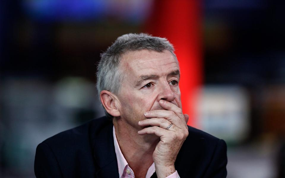 Michael O'Leary - Bloomberg