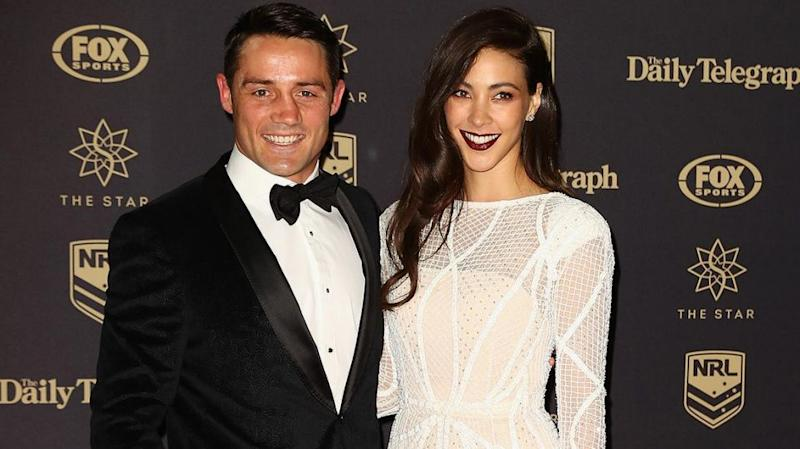 Cronk moved to Sydney to be closer to Rushton. Pic: Getty