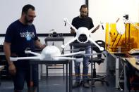 Don't stand so close: Singapore trials automated drones to check