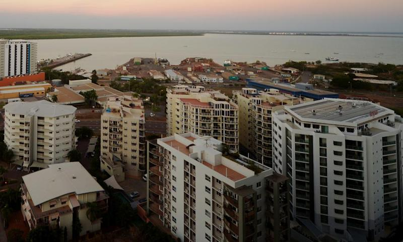 Buildings in Darwin. The Northern Territory is by far the most likely jurisdiction to block FOI requests