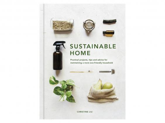Small steps to being more sustainable at home all make a difference (Waterstones)