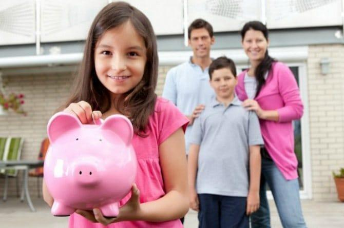 how to teach your child the value of money