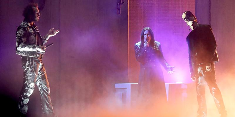 Watch Post Malone, Ozzy Osbourne, and Travis Scott Perform at the 2019 AMAs