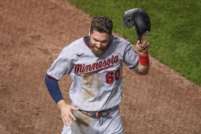 Twins beat Cubs 8-1, clinch berth in the post-season