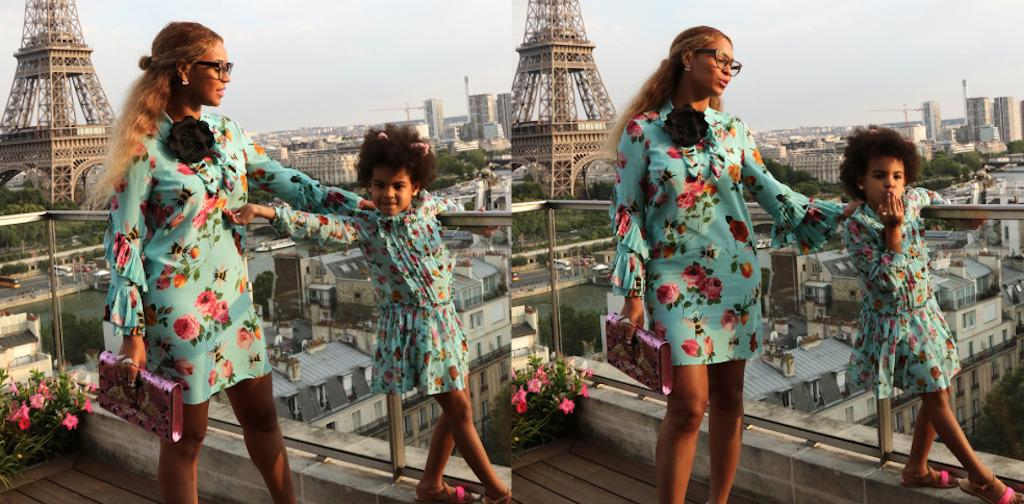 <p>Let's face it: If Beyoncé thinks it's cool to pose by the Eiffel Tower (like she did here with Blue in July 2016), it's cool. Maybe she'll get the twins in there next time. (Photo: Beyoncé.com) </p>