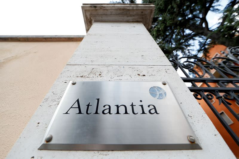 Italy's Atlantia says hits 'concrete difficulties' in talks on Autostrade split