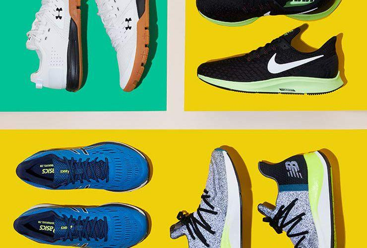 Save up to 50 percent off your favorite shoe brands, from Nike to New Balance in the big Zappos Memorial Day sale (Photo: Zappos)