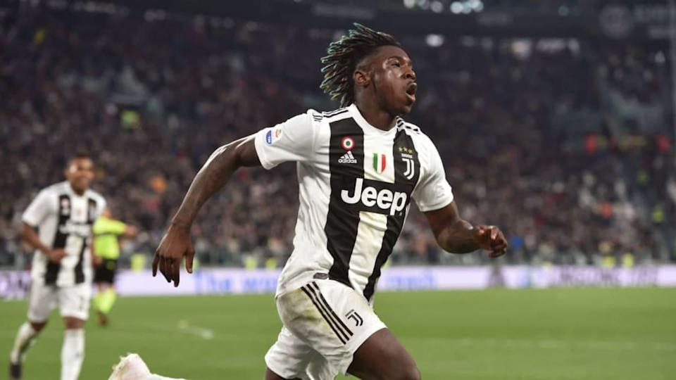 Moise Kean | Tullio M. Puglia/Getty Images