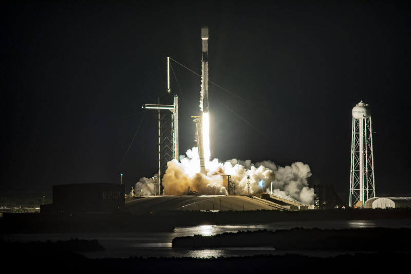 SpaceX Starlink launch August 7