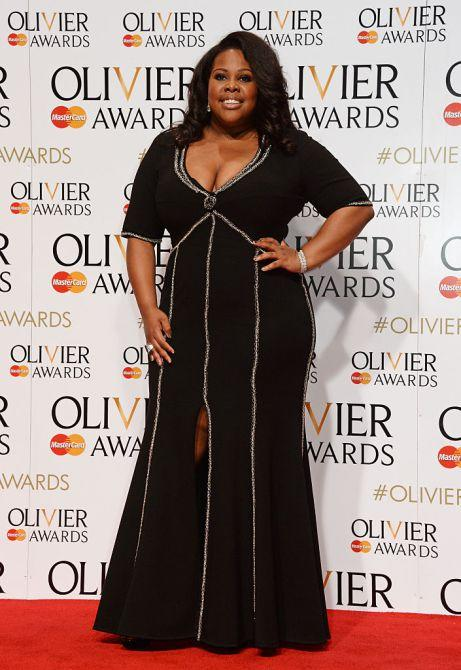 amber riley A Complete Guide To Black Tie Formal Wear: What It Means, What Dress to Choose, and More
