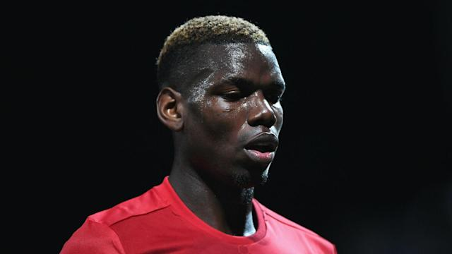 Manchester United midfielder Paul Pogba will miss the derby against City, but left a telling impression on Pep Guardiola.