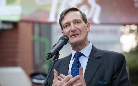 dominic grieve - Credit: PA