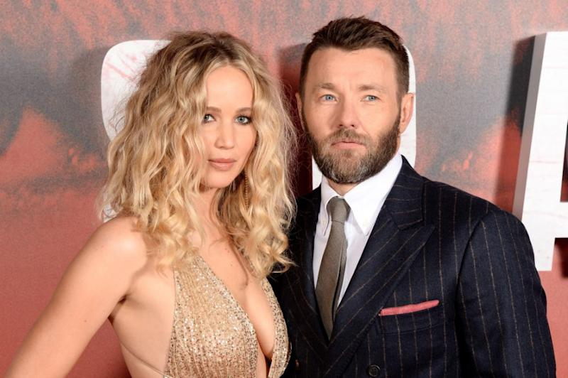 Jennifer Lawrence is reportedly dating Aussie actor Joel Edgerton. Source: Getty