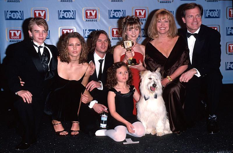 Beverley Mitchell wants to reboot 7th Heaven—and we're adding these 5 shows to our wish list, too