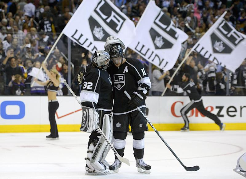 Los Angeles Kings shooting for consistent success