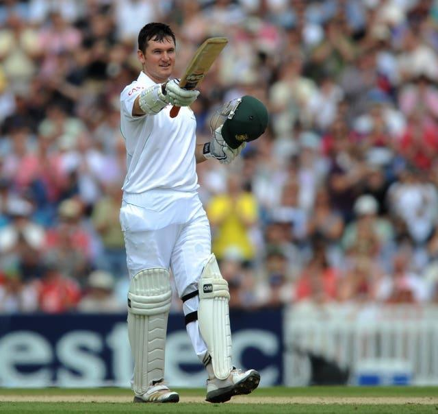 Smith helped South Africa set up a huge victory at The Oval in 2012