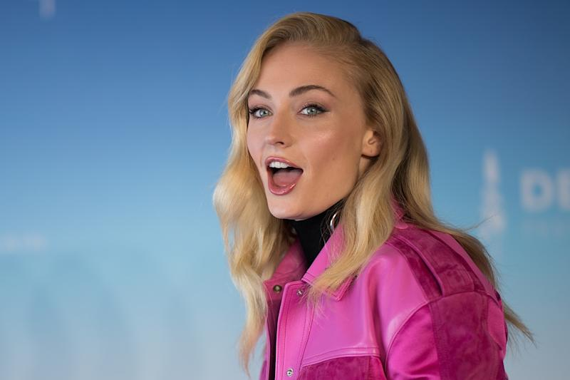 British actress Sophie Turner poses during a photocall as part of the 45th Deauville US Film Festival, on September 7, 2019, in Deauville. (Photo by LOIC VENANCE / AFP) (Photo credit should read LOIC VENANCE/AFP/Getty Images)