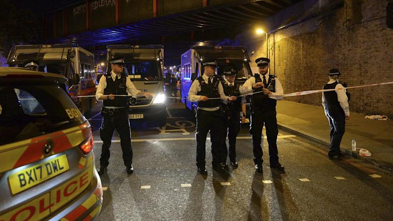 London mosque attack a 'terror incident'