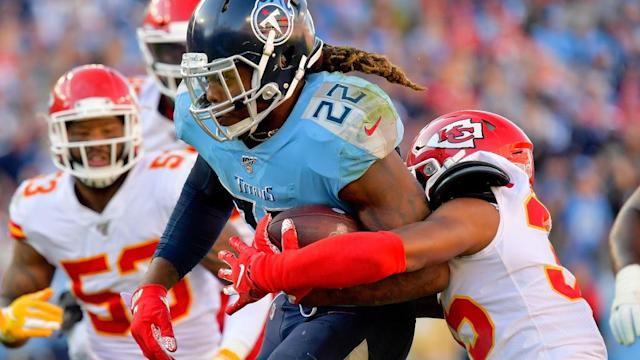 Titans favored over Jaguars ahead of Sunday
