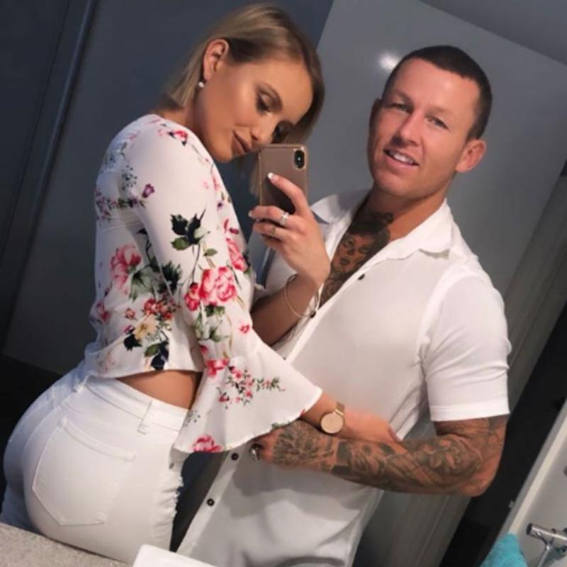 Susie bradley from married at first sight and todd carney