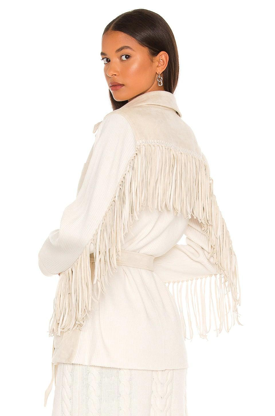 <p>Make a statement in this fun <span>Jonathan Simkhai Mira Twisted Cable Knit Jacket</span> ($695). This brings the drama in the best way possible.</p>