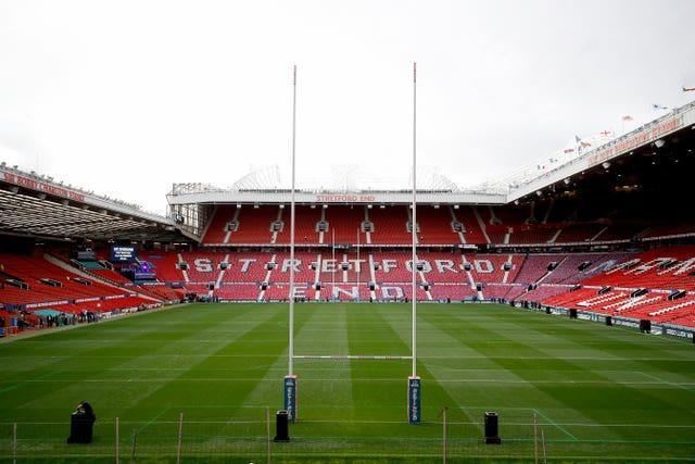 Old Trafford was due to host the finals of the men's and women's tournaments
