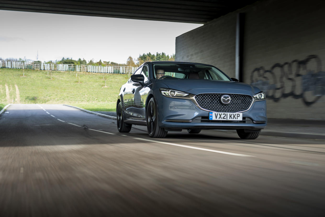 The Mazda6 is one of the best cars to drive in its class