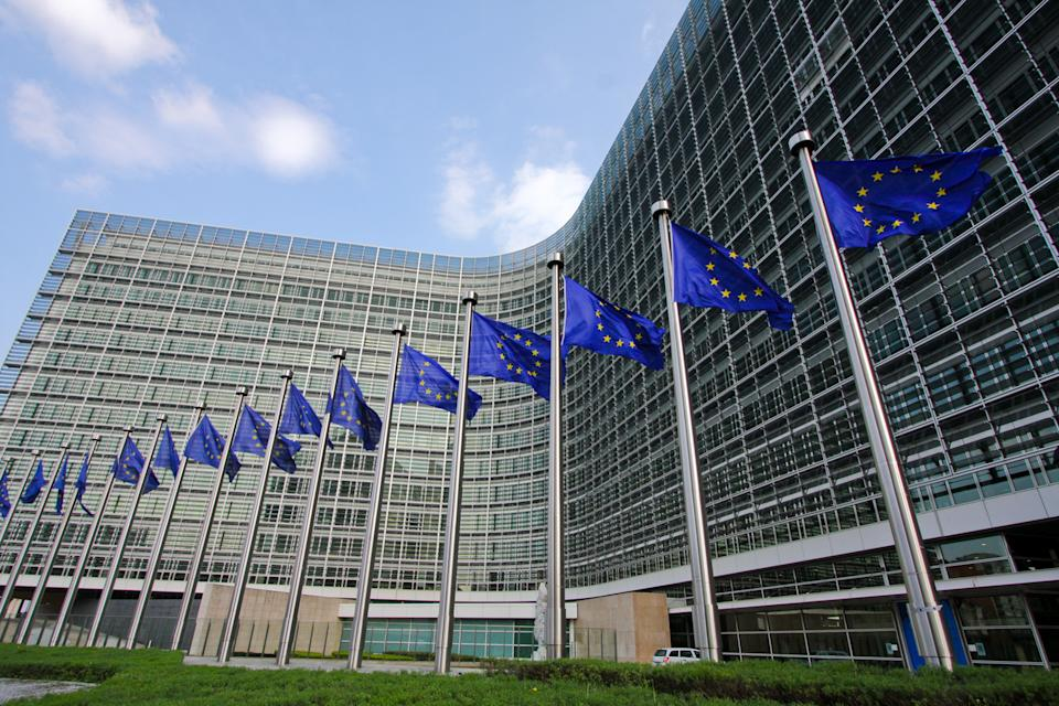 European Commission in Brussels
