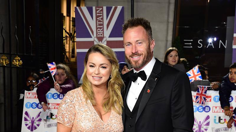 Ola Jordan has her first child: She's here and she's perfect