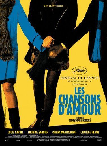 """<p>This narratively daring French musical about romance and grief has shades of classics like <em><a href=""""https://nymag.com/listings/movie/love-songs-les-chansons/"""" rel=""""nofollow noopener"""" target=""""_blank"""" data-ylk=""""slk:Umbrellas of Cherbourg"""" class=""""link rapid-noclick-resp"""">Umbrellas of Cherbourg</a>.</em> Composer Alex Beaupain, who has also worked on <em>Beloved </em>and <em>Making Plans for Lena, </em>penned a number of airy, witty love songs which are sung with oomph by Louis Garrel and Ludivine Sagnier.</p><p><a class=""""link rapid-noclick-resp"""" href=""""https://www.amazon.com/Songs-English-Subtitled-Louis-Garrel/dp/B001MF8BXA?tag=syn-yahoo-20&ascsubtag=%5Bartid%7C10072.g.27734413%5Bsrc%7Cyahoo-us"""" rel=""""nofollow noopener"""" target=""""_blank"""" data-ylk=""""slk:WATCH NOW"""">WATCH NOW</a></p>"""
