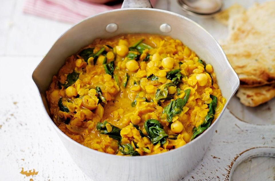 A quick and tasty dhal to keep away the chillTesco Real Food