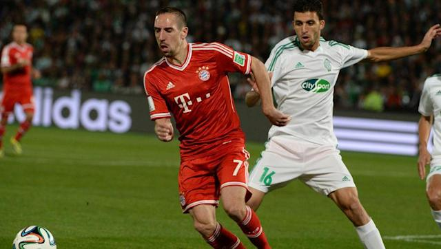 <p>What a season Franck Ribery had in the build up to the 2013 Ballon d'Or.</p> <br><p>His involvement in 34 goals that term was accompanied by no fewer than four trophies; completing the quadruple with the Bundesliga, Champions League, German Super Cup and DFB-Pokal.</p> <br><p>Ribery's since come out and blamed the French media for him failing to win the award - and with eventual winner Ronaldo only having a Spanish Super Cup to his name, it's easy to see why.</p>