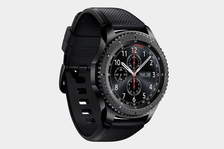 smartwatch deals samsung gear s3 frontier