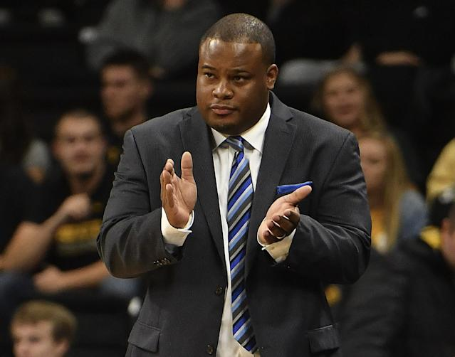 Grambling State's Donte' Jackson spent seven years as a Division II head coach before landing a Division I job. (Getty Images)