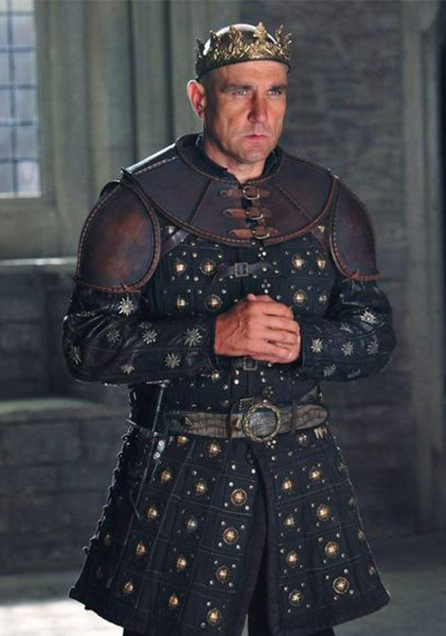 Vinnie Jones as Gareth in <i>Galavant</i>. Photo: ABC
